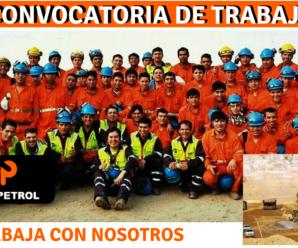Nueva Oportunidad CONFIPETROL ANDINA S.A. 254 Vacantes Disponibles