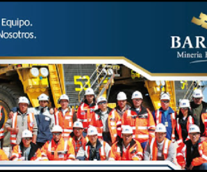 CONVOCATORIA DE TRABAJO COMPAÑIA MINERA BARRICK MISQUICHILCA S.A NUEVAMENTE RECLUTANDO PERSONAL CON EXPERIENCIA MINIMA DE 1 AÑO EN MINA SE OFRECEN TODOS LOS BENEFICIOS CONFORME A LEY POSTULA AHORA
