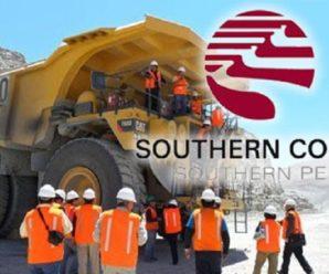 Nuevas Vacantes de trabajo para southern copper 7 Plazas Disponibles en Moquegua