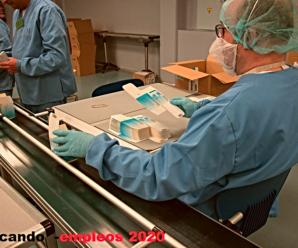 Fabrica Necesita Personal para armar cajas de Remedios desde casa Vacantes Limitadas
