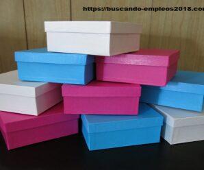 Fabrica de Calzado Solicita Personal para armar cajas de Zapatillas desde casa